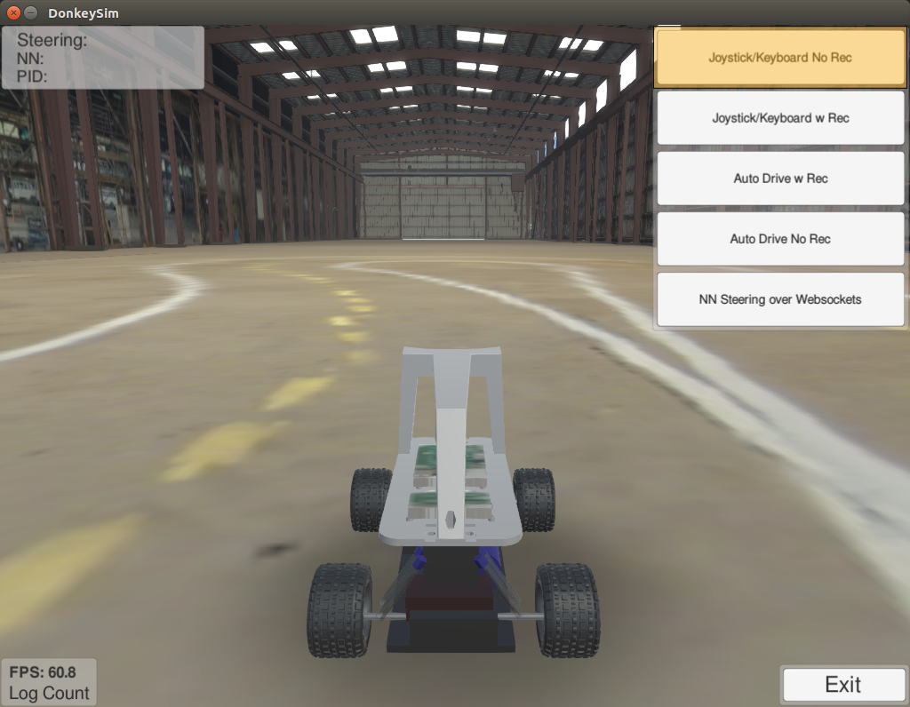 Donkey Simulator - kitt_docs